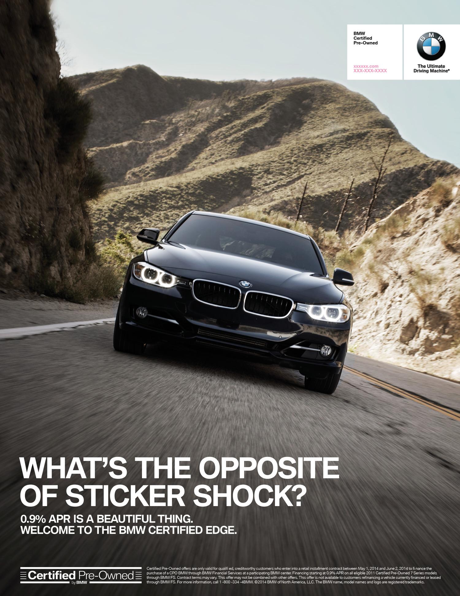 Certified Pre Owned BMW — Lauren Varvara