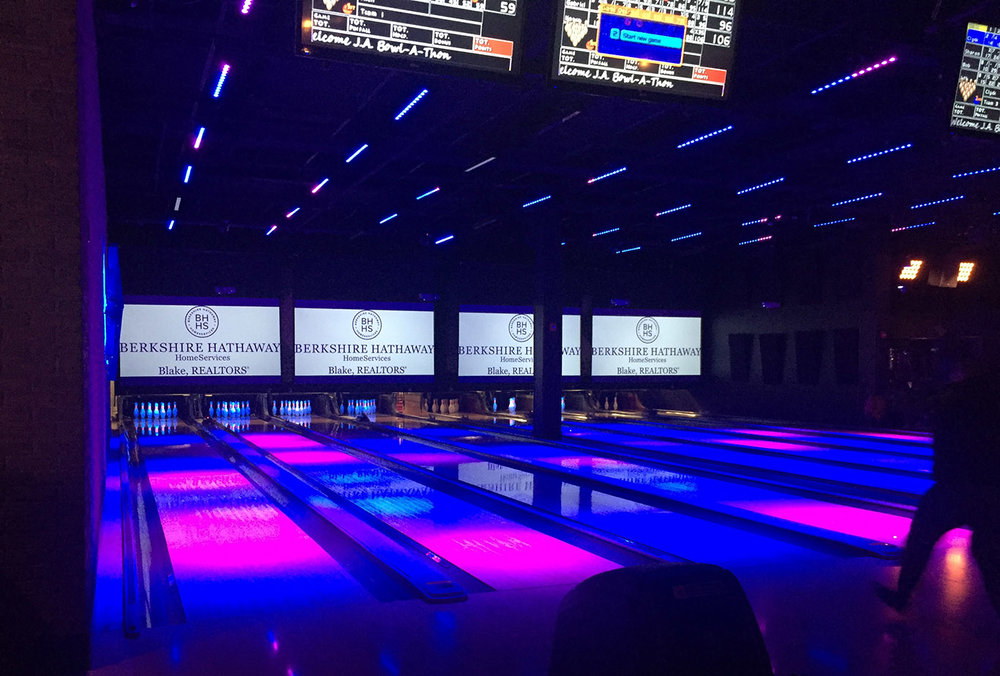 Great participation in this year's Junior Achievement Bowl-a-thon.  #JuniorAchievement Bowl-a-thon at Lucky Strike in Crossgates Mal over 3 weeks with 60 local companies participating to help empower the 25,000 students in the #CapitalRegion on understanding the value of staying in school.