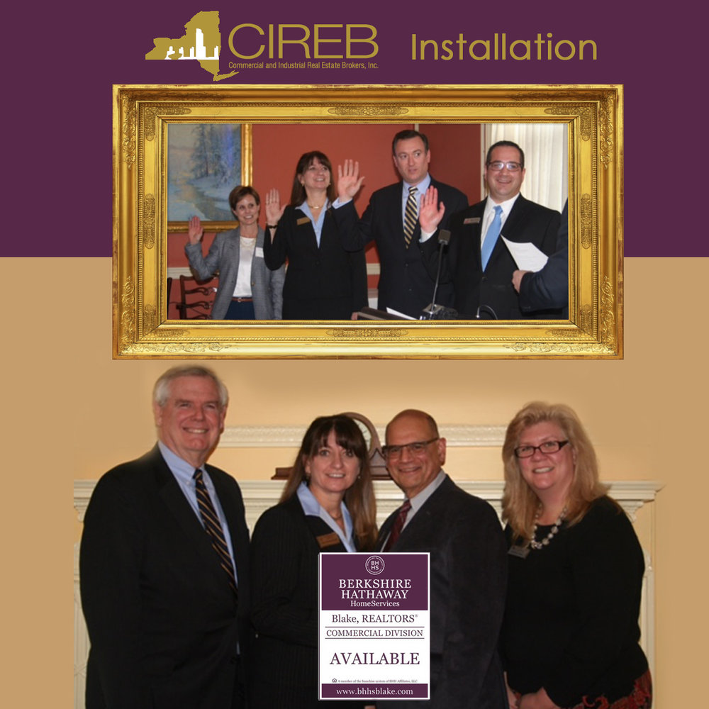Congratulations to Kyle Schoonmaker who was sworn in as a 2017 CIREB director. Congratulations Kyle and thank you for your service!