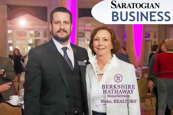 Read the 3.7 article about our Saratoga Springs branch office, giving back to the community and 95 years of real estate service at our awards party.  Full article here .