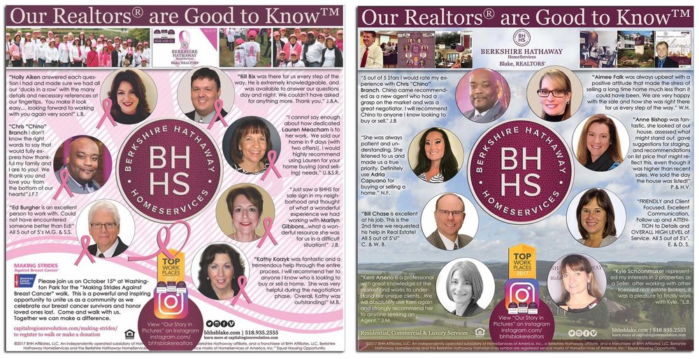 Our Realtors® are Good to Know™... More great reviews.
