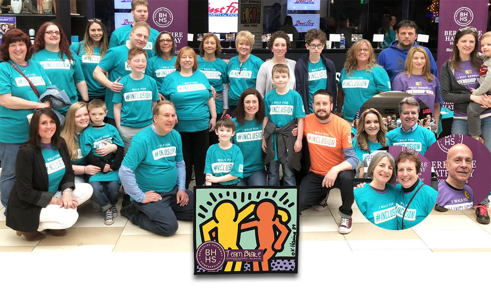 Proud sponsors and participants in the 2016, 2017, 2018 and upcoming 2019 Best Buddies Friendship Walk which takes place on 4.14.19. Team Blake was the Top Fundraising Team in 2016, 2017 with $37,000+ raised contributing to $170,000+ for 2017 walk and 2018.  Register to walk and help us fundraise here .