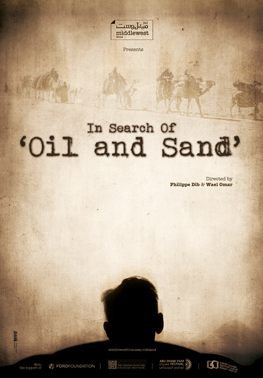 IN SEARCH OF OIL AND SAND - television
