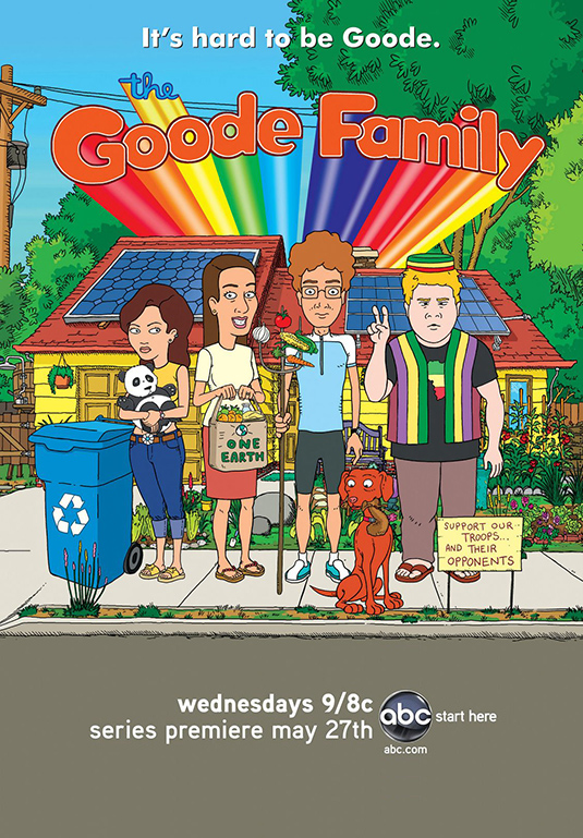 THE GOODE FAMILY - television