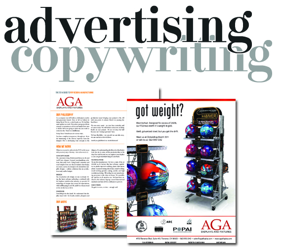 Advertising & Copywriting