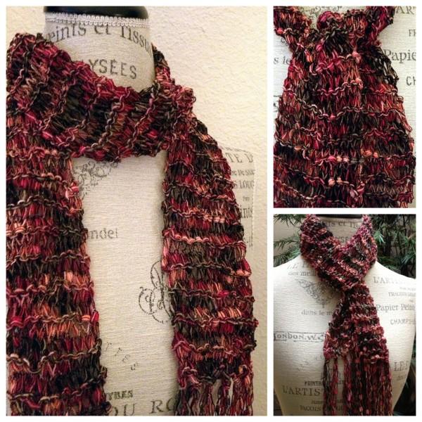 Beginner Knitting Felicitys Scarf Free Pattern Blogbleknits