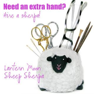 Sheep Sherpa
