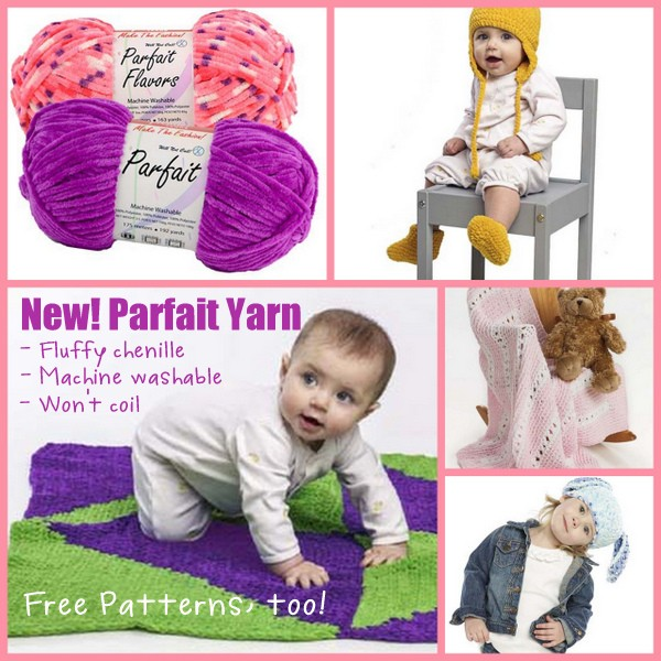 Knitting for Baby with Premier Parfait Yarn! — Blog.NobleKnits