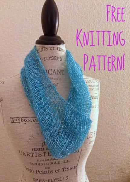 Easy Gracie Cowl Free Knitting Pattern Blogbleknits