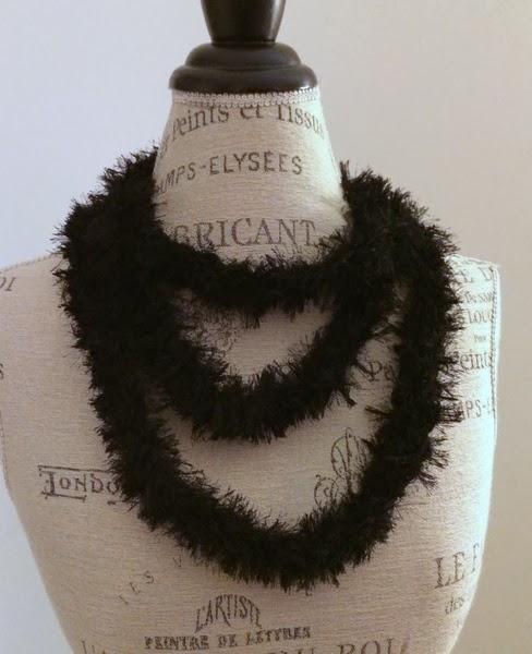 French Quarter Necklace Free Knitting Pattern Blogbleknits