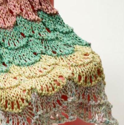 Sweet Free Baby Blanket Knitting Pattern Blogbleknits