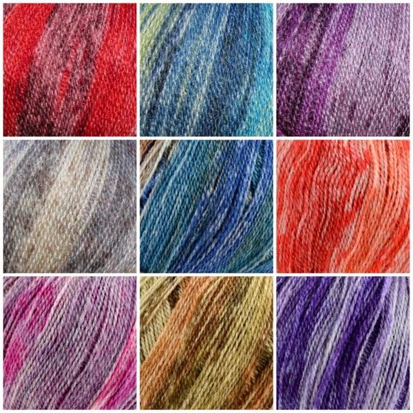 Whisper Lace Scarf Free Knitting Pattern   Blog.NobleKnits