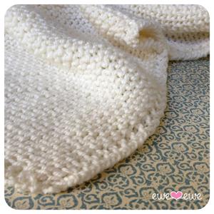 4c25724d970b Baby Blanket Free Knitting Pattern — Blog.NobleKnits