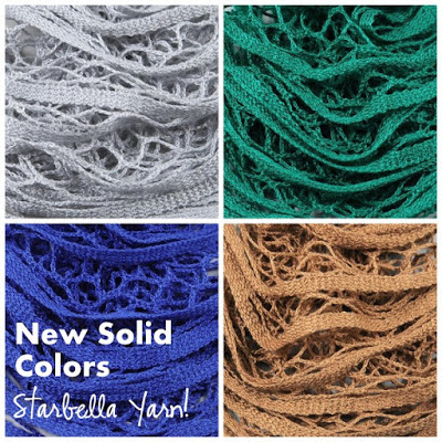 Starbella Yarn New Solid Colors Blogbleknits
