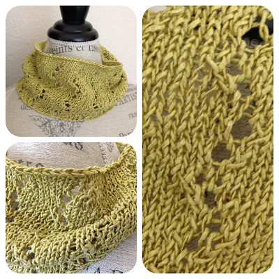 Captivating Cowl Free Knitting Pattern
