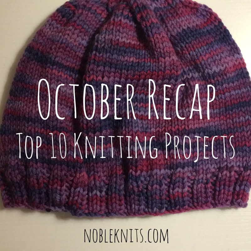 Knitting Top 10 List: October 2014
