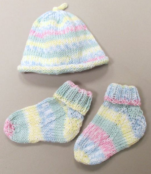 Bimbo Baby Free Knitting Pattern