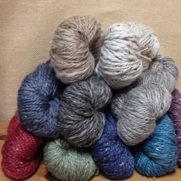 Berroco Inca Tweed Yarn