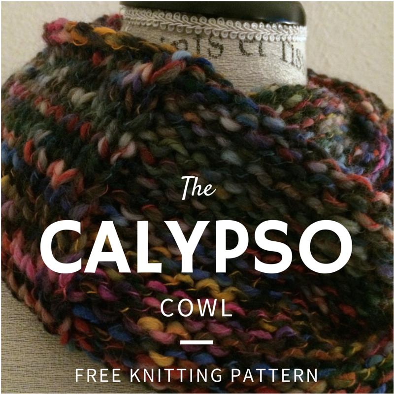 Calypso Cowl Free Pattern