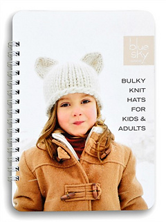 Bulky Knit Hats for Kids & Adults