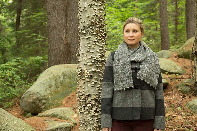 Bobble Edge Scarf Free Knitting Pattern Blogbleknits