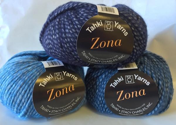 Spring Knitting Trend: Denim!