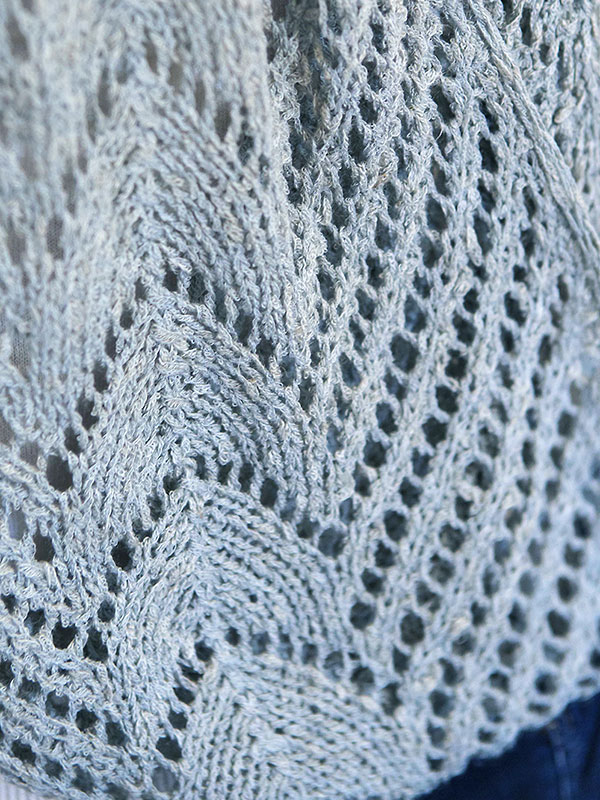 Align Lace Cowl Free Knitting Pattern — Blog.NobleKnits