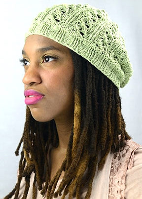 St Paul Hat Free Knitting Pattern