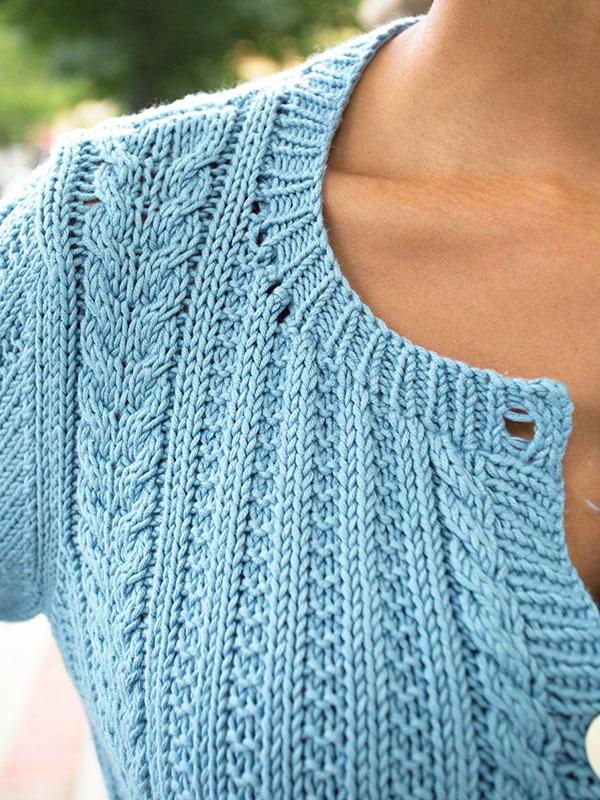 Watson Cardigan Free Knitting Pattern