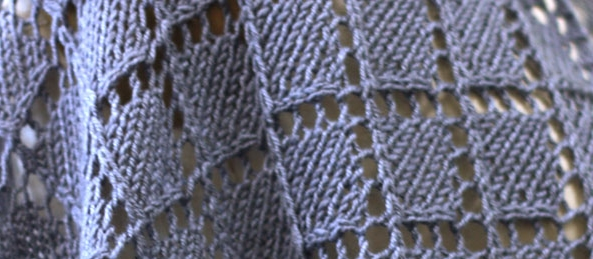 Dorothea Wrap Free Knitting Pattern
