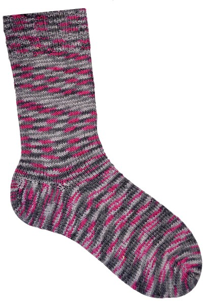 Naked Sock Simple Sock Free Knitting Pattern