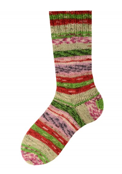 Simple Top-Down Socks Free Knitting Pattern
