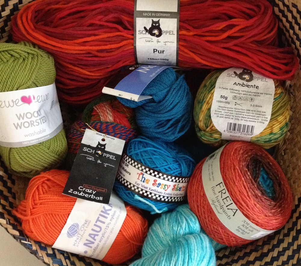 August 2015: Top 10 Yarns List