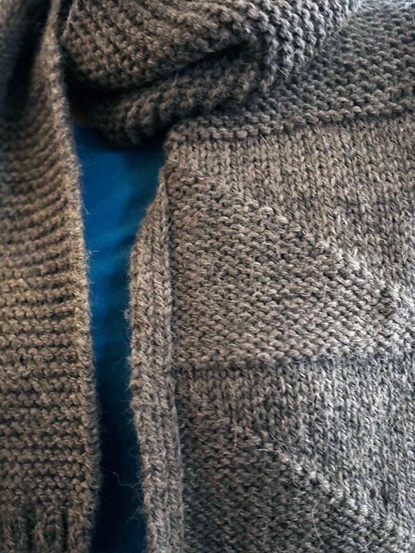 Casa Sonia Scarf Free Knitting Pattern