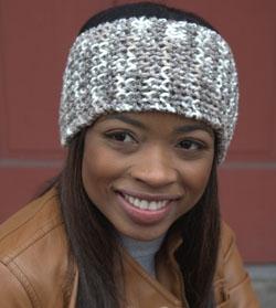 Easy Knit Headband Pattern Free : Woolcotte Headband Free Knitting Pattern   Blog.NobleKnits