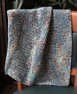 Woolcotte Baby Blanket Free Knitting Pattern