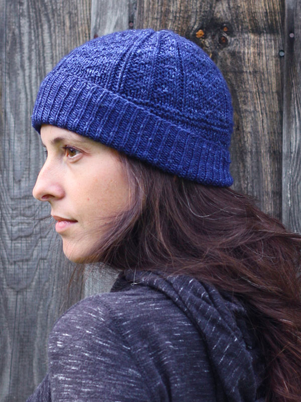 Memphre Hat Free Knitting Pattern