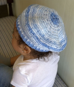 Baby Beret Free Knitting Pattern — Blog.NobleKnits 76b442db845