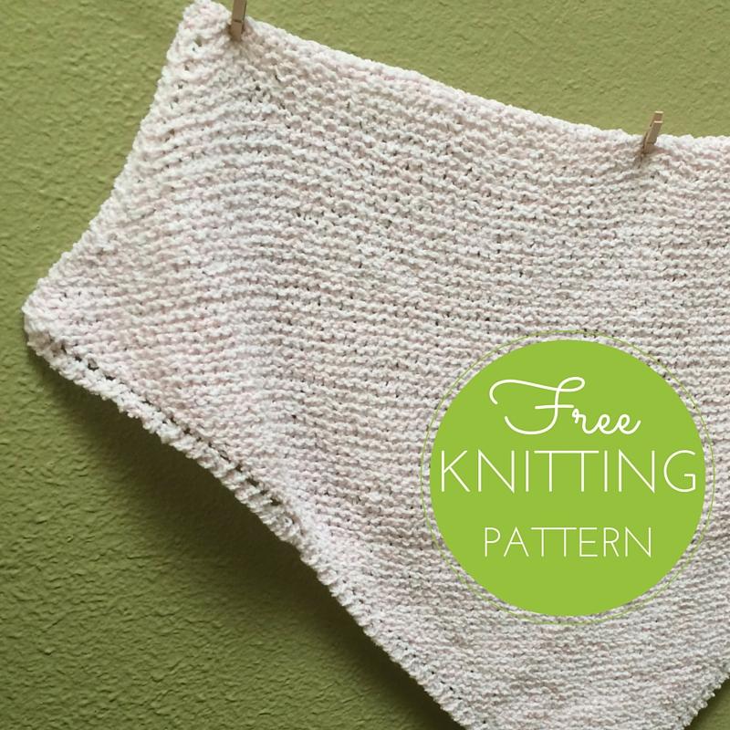 Cupcake Baby Blanket Free Knitting Pattern