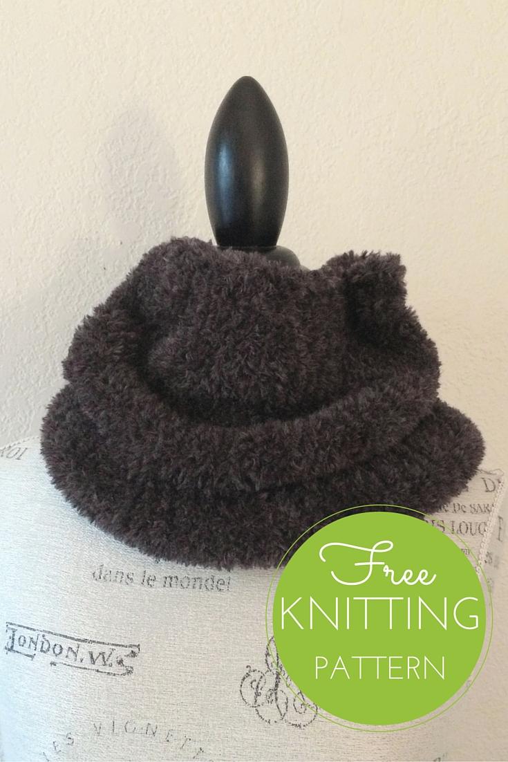 Eider Cowl Free Knitting Pattern   Blog.NobleKnits