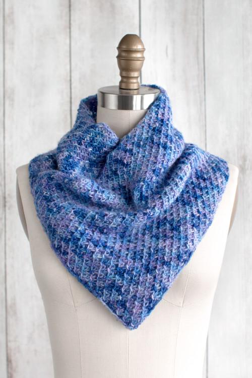 Manos Alegria Racimo Cowl Free Knitting Pattern Blogbleknits