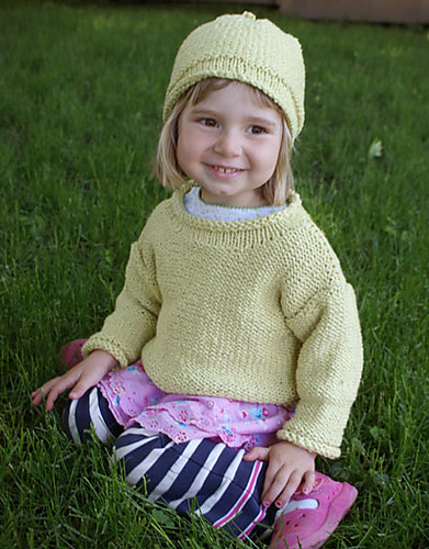 Sprout Set Free Knitting Pattern