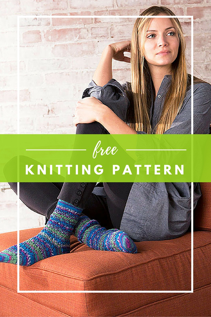 Julianna Socks Free Knitting Pattern
