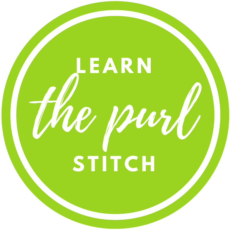 Learn How to Make the Purl Stitch