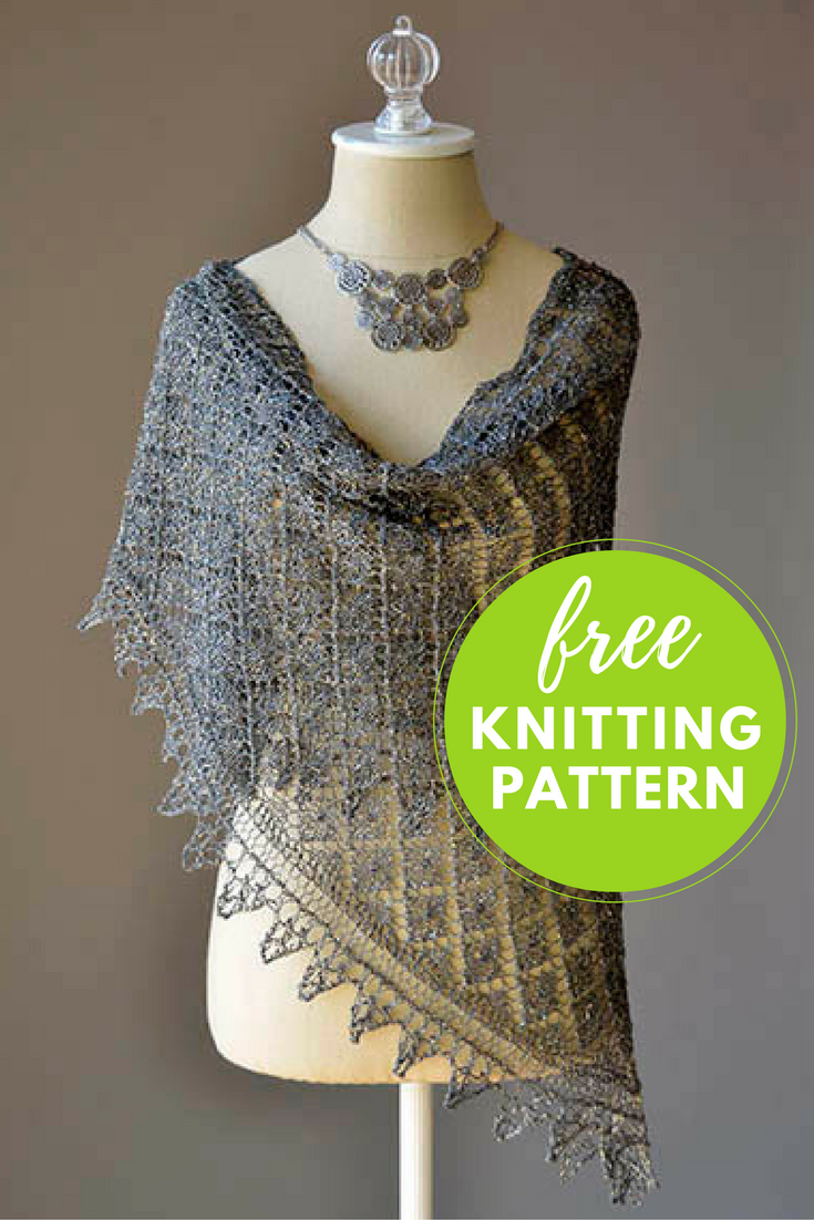 Blogbleknits oct 1 2015 free shawl patterns free knitting patterns shawl knitting patterns free knitting pattern universal universe nancy queen 2 comments bankloansurffo Images