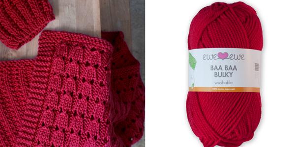 baa baa bulky yarn