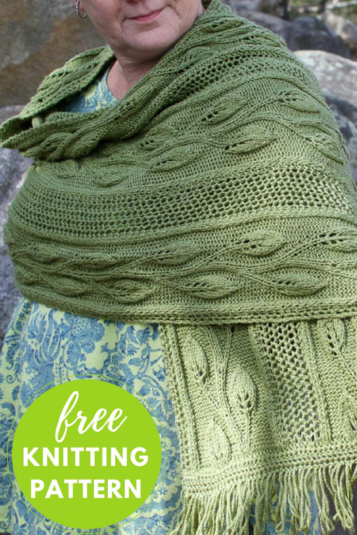 Finally spring shawl free knitting pattern blogbleknits finally spring free shawl knitting pattern bankloansurffo Gallery