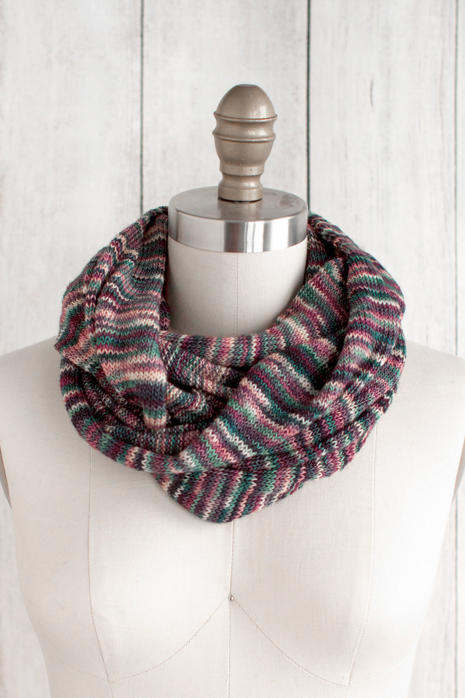 Marina Circle Scarf Free Knitting Pattern Blogbleknits