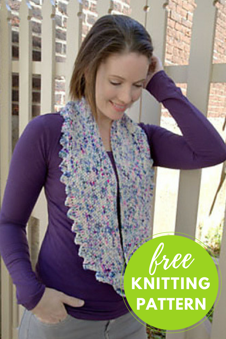 Moss Stitch Cowl Free Knitting Pattern