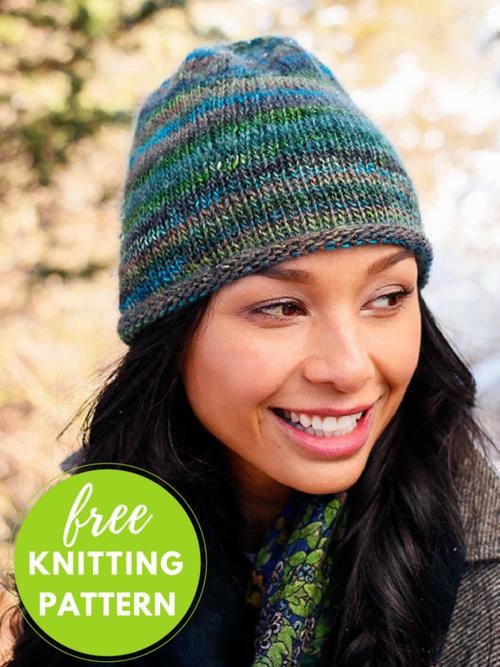 Mitad Hat Free Knitting Pattern Blogbleknits